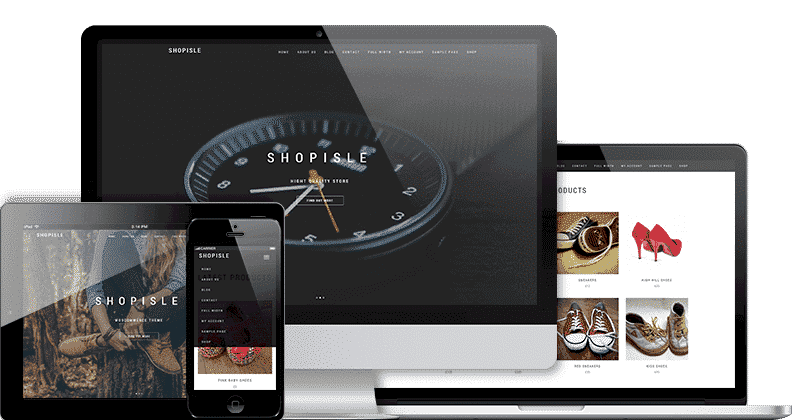 ShopIsle-Free-WordPress-Ecommerce-Theme What is the best and free WordPress themes 2019? Online Marketing WordPress