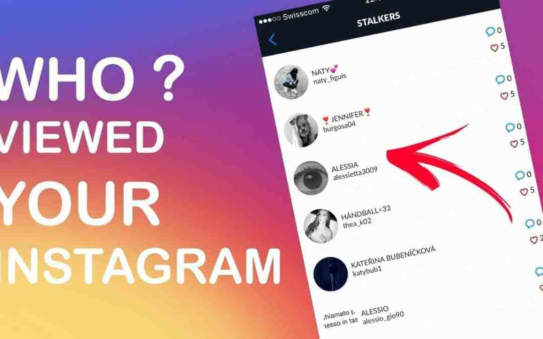 5 Best Apps To Check Who Stalks My Instagram Profile