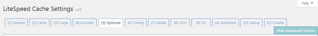 LiteSpeed-Cache-Plugin-Settings Cached Websites: How To Use Litespeed Plugin To Speed Up Website Blog WordPress