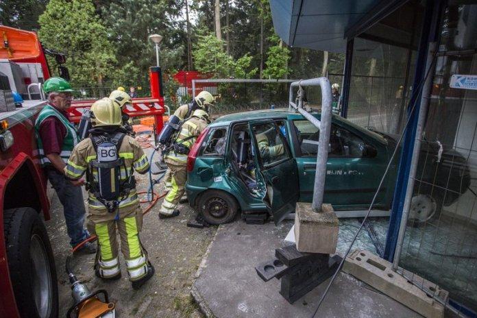 10mei2016_Brandweer oefening Vreelandseweg Hilversum_6504