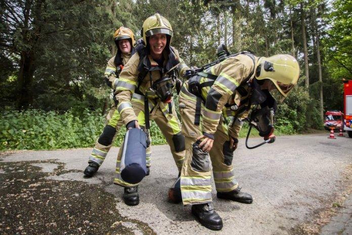 10mei2016_Brandweer oefening Vreelandseweg Hilversum_6545