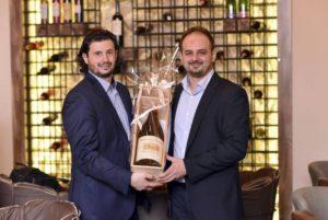 Die Inhaber Konstantinos und Charalampos Messiakaris setzen auf eine herzliche Atmosphäre.-Foto:D.G.
