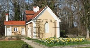 Künstlerhaus Gasteiger Holzhausen Ammersee © Bayerische Schlösserverwaltung