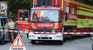 Feuerwehr Einsatzleitung München