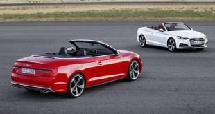 Audi Cabrio A5 S5 Quelle Foto Audi AG