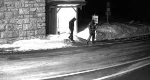 Sprengung Ticketautomat Roßfeld Berchtesgaden Fahndungsfoto Polizei