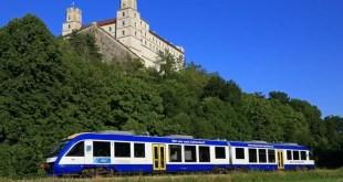 Symbolbild Bayerische Regiobahn BRB Copyright Foto Bayerische Regiobahn GmbH