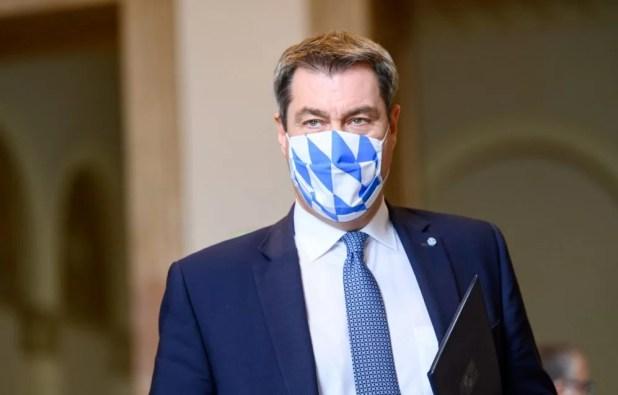 Ministerpräsident Markus Söder hat am 6.12.20 eine Verschärfung der Corona-Strategie verkündet
