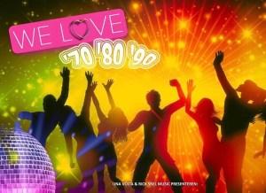 We Love 70s 80s in Culemborg op zaterdag 15 september 2018 @ Culemborg | Culemborg | Gelderland | Nederland