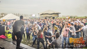Elfde editie van Boeruh Rock Festival op 12 en 13 april in Herwijnen @ Herwijnen | Vuren | Gelderland | Nederland