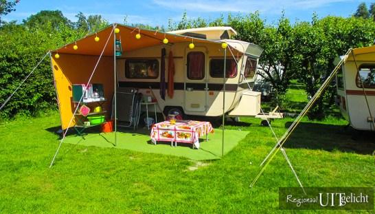 Campings - Hotels en B & B in Midden Nederland