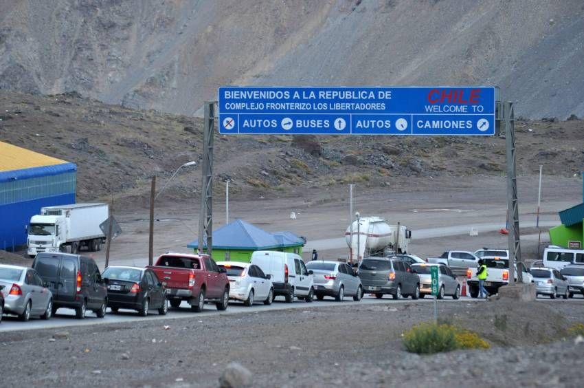 Fin de semana XL en Argentina anticipa gran flujo vehicular en el Cristo Redentor