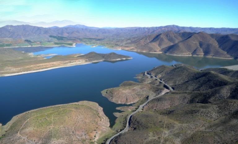 Región de Coquimbo resalta uno de los mejores panoramas hídricos en 10 años