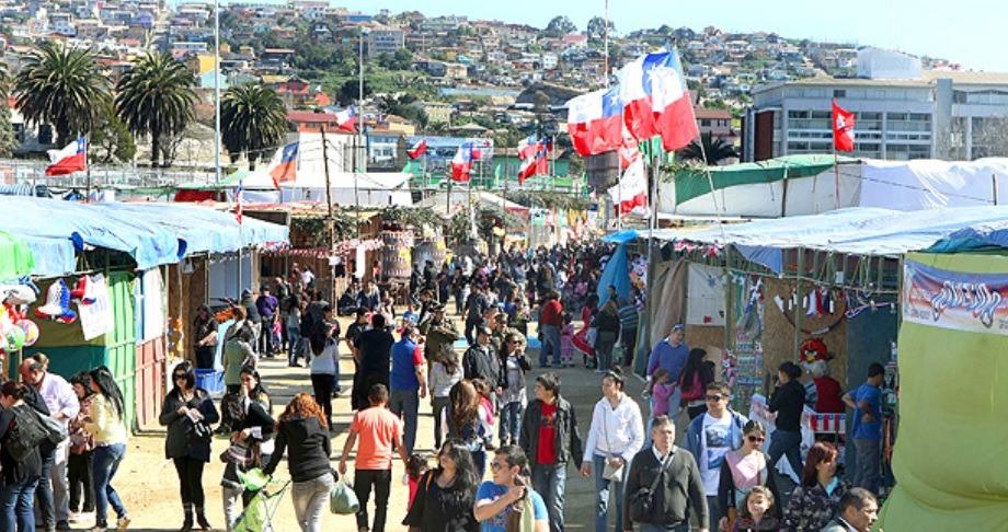 A lo largo de todo el territorio nacional, Chile celebra las Fiestas Patrias