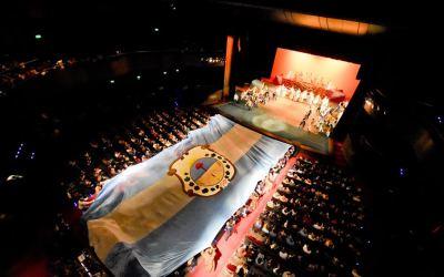 """""""Sueños de Libertad"""" vuelve al Teatro del Bicentenario"""