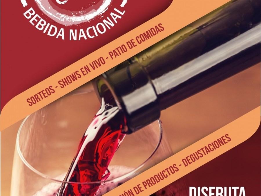 San Juan celebra el Día del Vino Argentino Bebida Nacional