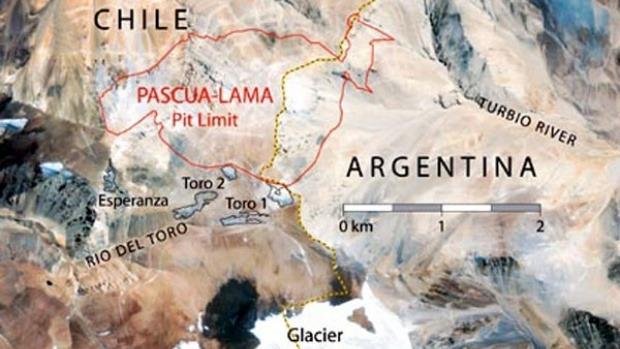 Medio Ambiente de Chile dispuso la clausura definitiva de Pascua Lama