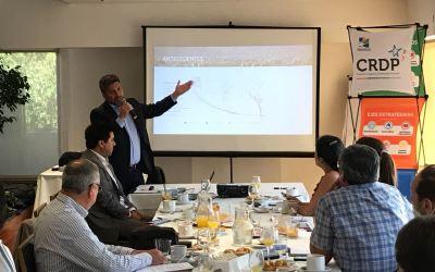 La CRDP presentó su Programa de Atracción de Inversiones en San Juan