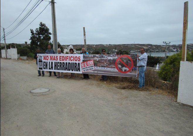 Proyecto de edificio en altura en La Herradura genera enfrentamientos