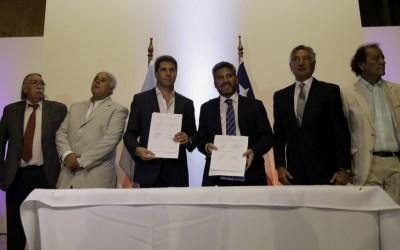 San Juan y la Región de Coquimbo firmaron un acta compromiso