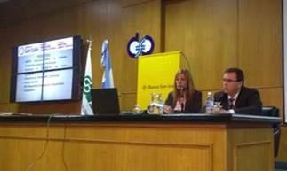 Banco San Juan, líder en el sector comercios en la provincia