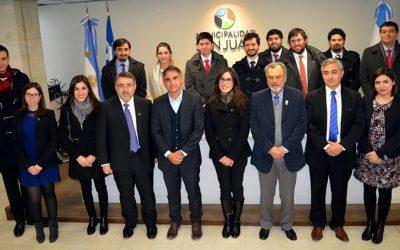 Crecen los lazos entre Chile y la Capital sanjuanina