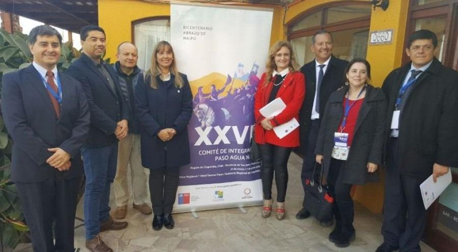Plan estratégico de salud entre San Juan y la Región de Coquimbo