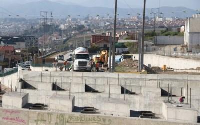 Inician obras de construcción de paso sobre nivel en Avenida Balmaceda