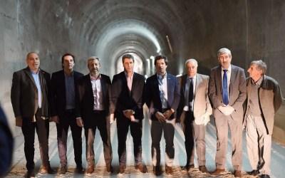 """""""El Túnel de Agua Negra sigue siendo una obra prioritaria"""""""