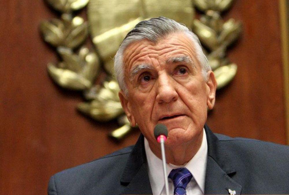 Gioja fue elegido presidente de la Comisión Parlamentaria Conjunta Argentino-Chilena