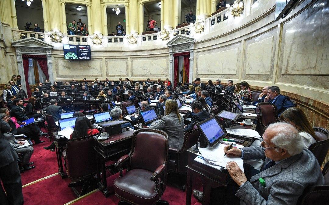 Senado argentino rechazó el proyecto de aborto legal
