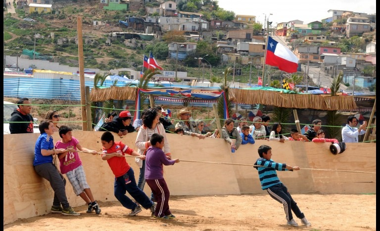 La Pampilla de Coquimbo está lista para recibir la Fiesta más grande de Chile