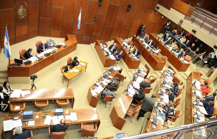 San Juan ya tiene ley de coparticipación municipal