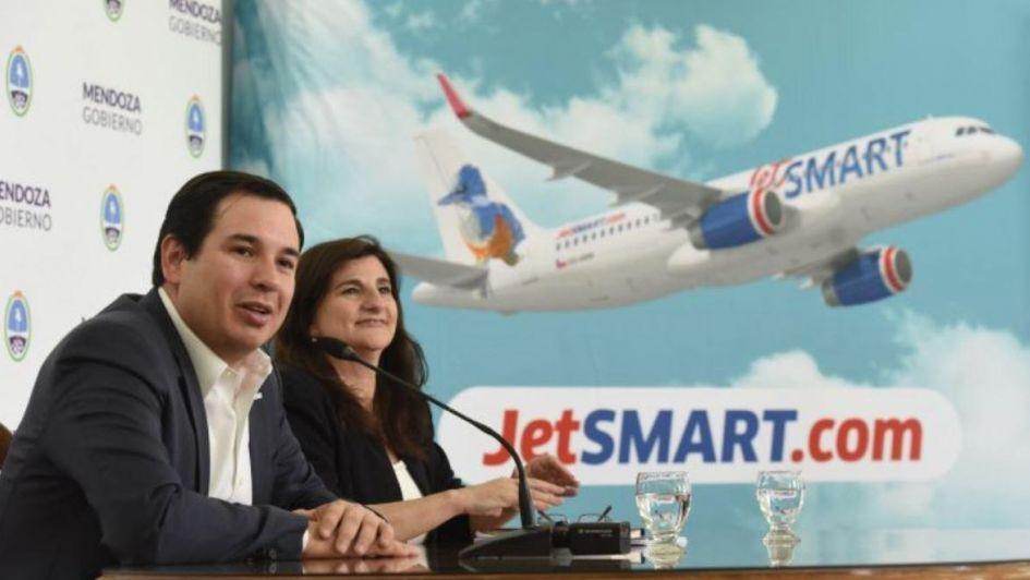 Nueva aerolínea ofrece vuelos directos entre Argentina y Chile
