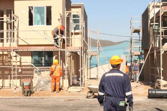 Región de Coquimbo, segunda con mejor desempeño en construcción
