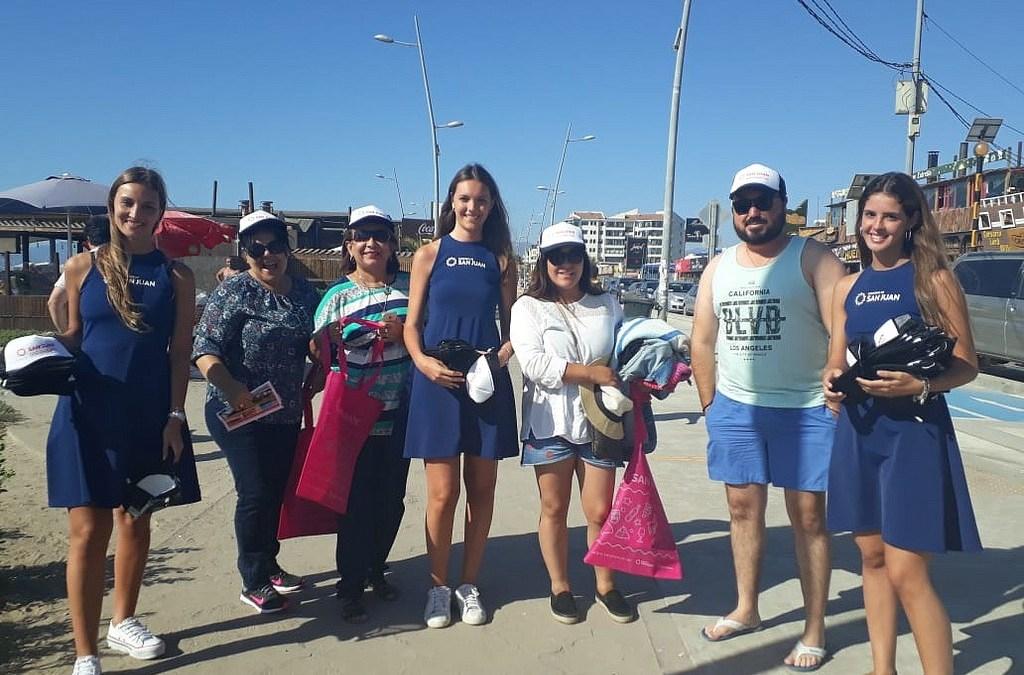 San Juan se promociona en Chile