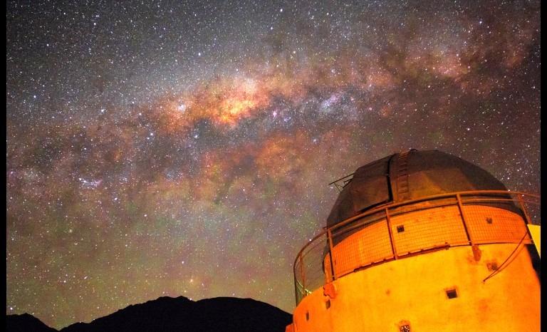 Buscan potenciar el desarrollo de astroturismo en la región de Coquimbo