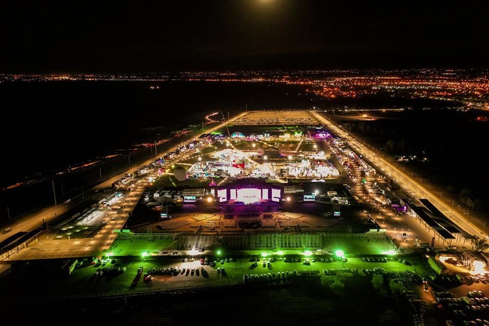 Espectacular apertura de la Fiesta Nacional del Sol en el flamante Costanera Complejo Ferial San Juan