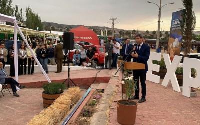 San Juan promociona sus bondades en la Expo Coquimbo