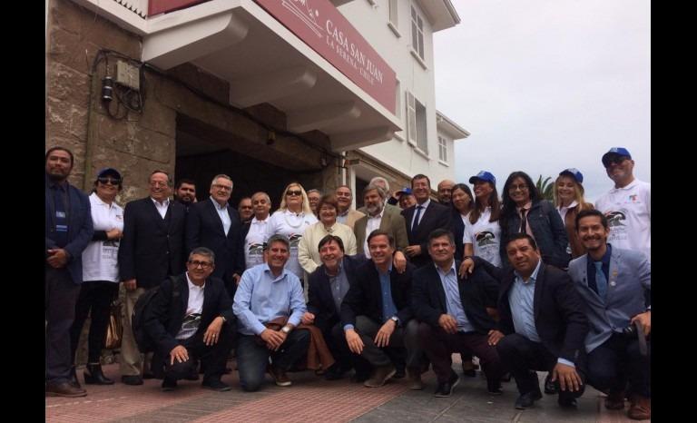 Hito en la Región de Coquimbo: hubo gran convocatoria para pedir acelerar el Túnel de Agua Negra