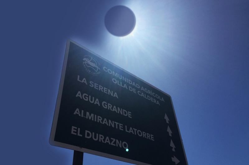 Cámara de Turismo no quiere feriado para el día del eclipse solar