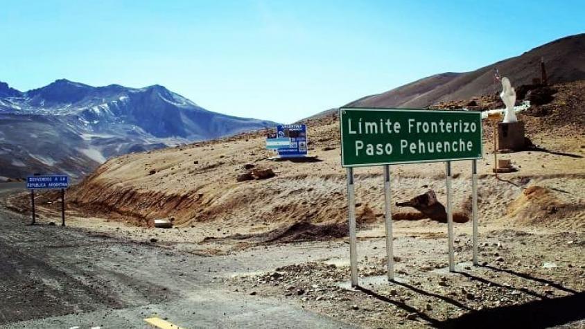 El Paso Pehuenche es la nueva vía comercial entre Argentina y Chile