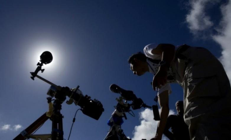 """Jornadas de capacitación sobre el """"Eclipse de sol"""" para directivos y supervisores de San Juan"""