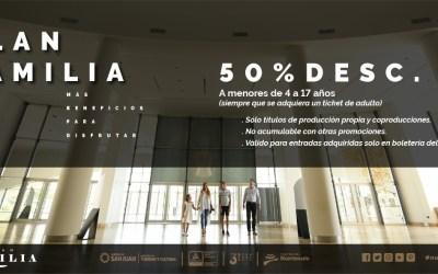 Más beneficios para disfrutar del Teatro del Bicentenario