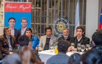 """""""San Juan y la IV Región tienen un destino común"""""""
