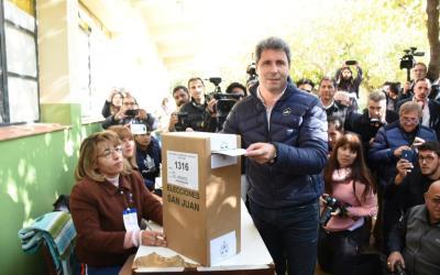 Día de elecciones provinciales en San Juan