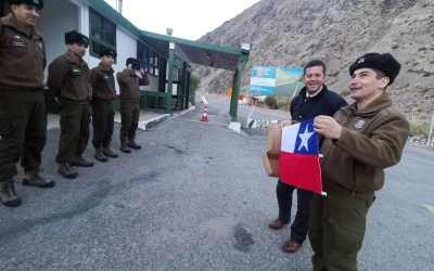 Paso Agua Negra: Chile realiza nuevas inversiones en el complejo fronterizo