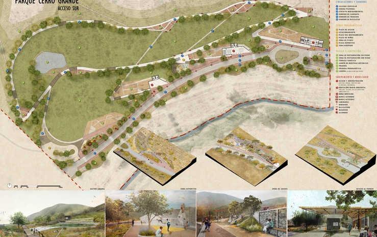 Parque Metropolitano de La Serena: Una apuesta con sello sustentable