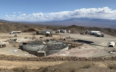 Desde China, llegó a Argentina el Radiotelescopio CART