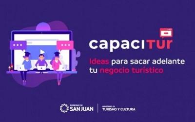 Capacitur: la plataforma online que brindará capacitaciones para el turismo